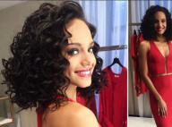 Miss France 2017: Alicia Aylies, divine en Alexander Wang, éclipse Alyssa Milano