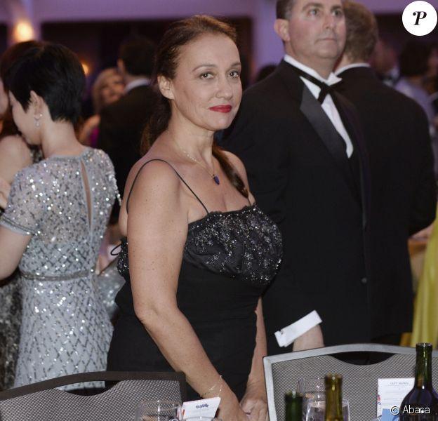 Laurence Haim à la soirée White House Correspondents' Association le 30 avril 2016 à Washington