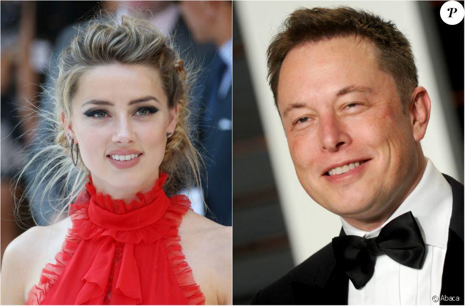 Depuis plusieurs mois, Amber Heard serait devenue très proche d'Elon Musk, un milliardaire américain de 45 ans.