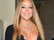 Mariah Carey : Un gros décolleté à la hauteur de son dernier cachet