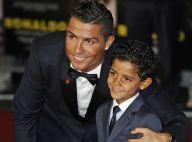 "Cristiano Ronaldo : Rares confidences sur son fils, ""intelligent comme son papa"""
