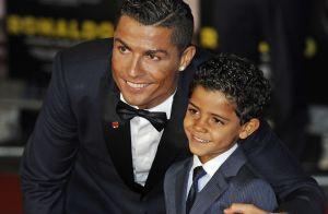 Cristiano Ronaldo : Rares confidences sur son fils,