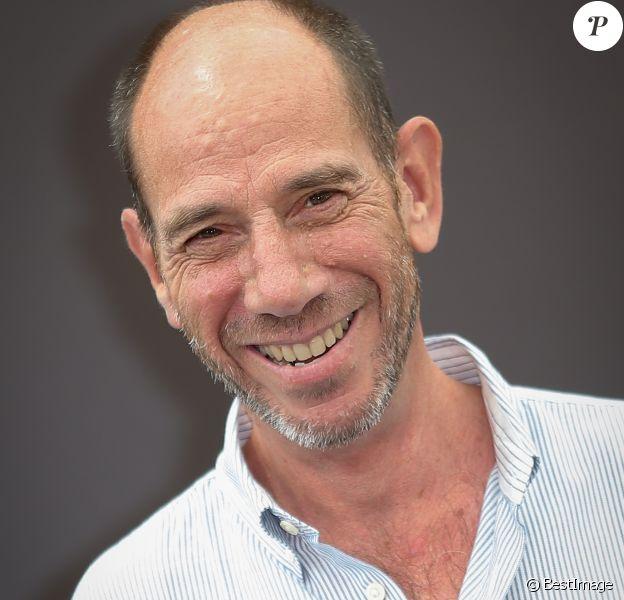 """Miguel Ferrer - Photocall de la série """"NCIS : Los Angeles"""" au 54ème Festival de la Télévision de Monte Carlo. Le 10 juin 2014"""