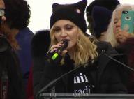 """Madonna veut faire """"exploser"""" Trump : Enragés, les services secrets s'en mêlent"""