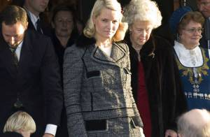 PHOTOS : La princesse Mette-Marit de Norvège, son époux et leurs enfants... une famille magnifique !