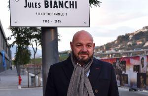 Jules Bianchi : Une rue de Nice en hommage au pilote disparu, sa famille émue