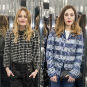 Fashion Week : Vanessa et Alysson Paradis applaudissent Lily-Rose Depp