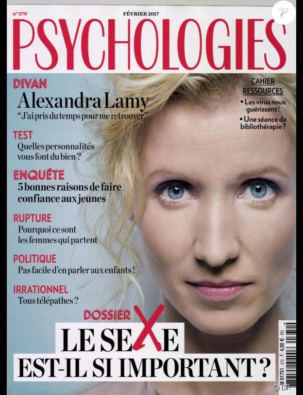 Le magazine Psychologies du mois de février 2017