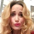 Capucine Anav sur Snapchat, dimanche 11 décembre 2016