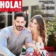 Sofia Vergara et Joe Manganiello ont accordé une interview exclusive au magazine Hola!, en kiosques au mois de janver 2017