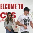 Exclusif - Sofia Vergara récemment mariée avec Joe Manganiello font du shopping à Beverly Hills le 18 aout 2016.