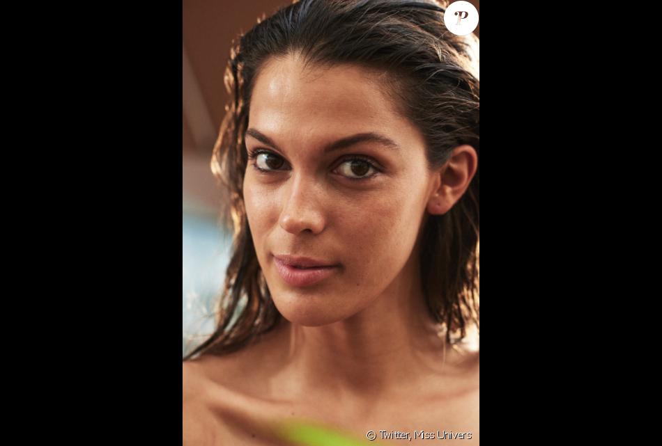 Miss univers 2016 iris mittenaere divine sans maquillage son portrait d voil afn360 com - Iris mittenaere miss monde ...