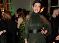 Cristina Cordula seins nus sous sa robe ! A-t-elle fait un fashion faux pas ?