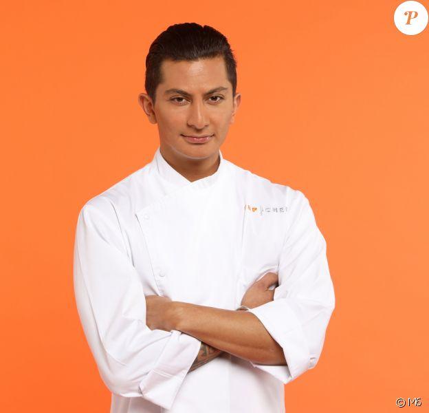 """Alexis Delassaux (28 ans) - Candidat de """"Top Chef 2017"""" sur M6."""