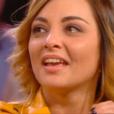 """Priscilla pas sereine dans """"Stars sous hypnose"""" sur TF1 le 28 janvier 2017."""