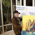 """José Curti - Dîner de gala de l'association """"Enfant Star & Match"""" à l'hôtel Carlton à Cannes, le 28 janvier 2017."""