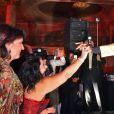 """Leee John, d'Imagination - Dîner de gala de l'association """"Enfant Star & Match"""" à l'hôtel Carlton à Cannes, le 28 janvier 2017. © Bruno Bebert/Bestimage"""