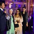 """Fabrice Ravaux - Dîner de gala de l'association """"Enfant Star & Match"""" à l'hôtel Carlton à Cannes, le 28 janvier 2017. © Bruno Bebert/Bestimage"""