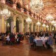 Exclusif - Ambiance - Soirée de Gala 2017 de la Maison des Journalistes à l'hôtel de Ville de Paris le 30 janvier 2017. © Marc Ausset- Lacroix / Bestimage