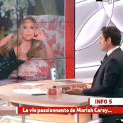 Mariah Carey capricieuse et complexée ? Camille Combal balance !