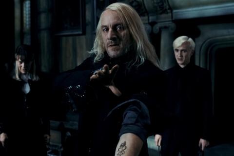 Harry Potter : Retrouvailles entre Drago Malefoy et son père, les fans enchantés