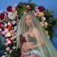Beyoncé Knowles attend des jumeaux. Photo publiée sur Instagram le 1er février 2017
