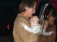 PHOTOS : Kyle MacLachlan de 'Desperate Housewives' nous présente enfin son fils, âgé de cinq mois !