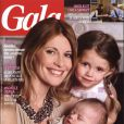 """Sophie Thalmann, sa fille Charlie et son fils Mika"""