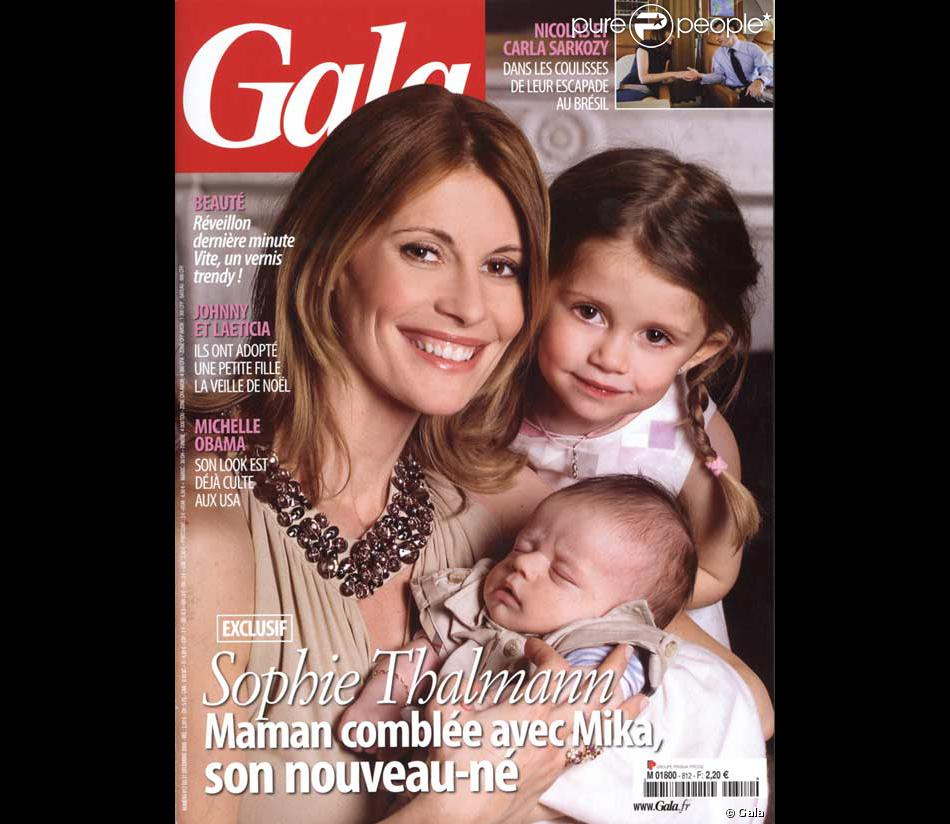 Sophie thalmann sa fille charlie et son fils mika purepeople - Sophie thalmann charlie soumillon ...