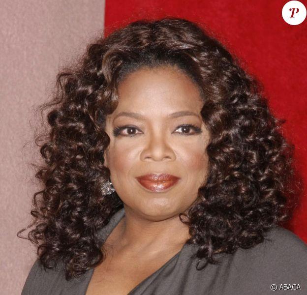 Oprah WInfrey, animatrice de talk-show la plus riche !