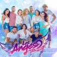 """Candidats des """"Anges 9"""", photo officielle"""