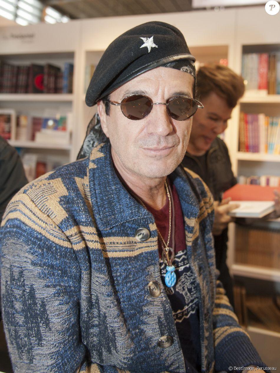 Francis lalanne le 33 me salon du livre au parc des for Les salons porte de versailles 2016