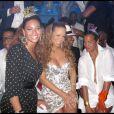 Beyoncé Knowles et Mariah Carey