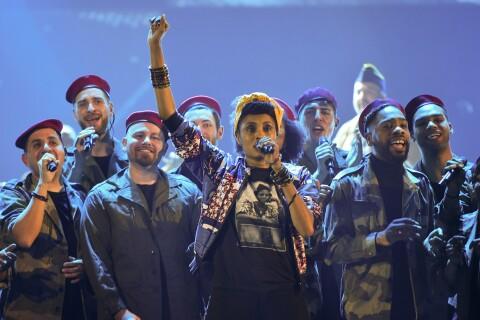 Victoires de la Musique 2017 : En colère, Imany proteste sur scène