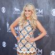 """Jamie Lynn Spears à la cérémonie des """"Academy Of Country Music Awards"""" 2014 à Las Vegas, le 6 avril 2014."""