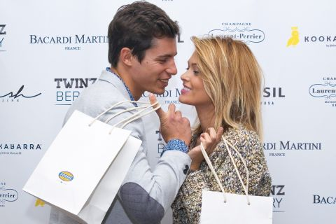 Caroline Receveur : Retrouvailles avec son ex Valentin, la Toile s'emballe !