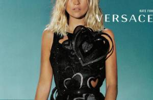 PHOTOS : Gisele Bündchen ou Kate Moss... laquelle préférez-vous ? Versace a choisi...