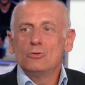 """Jean-Michel Aphatie : """"L'arrêt du Grand Journal, je m'en fous un peu"""""""