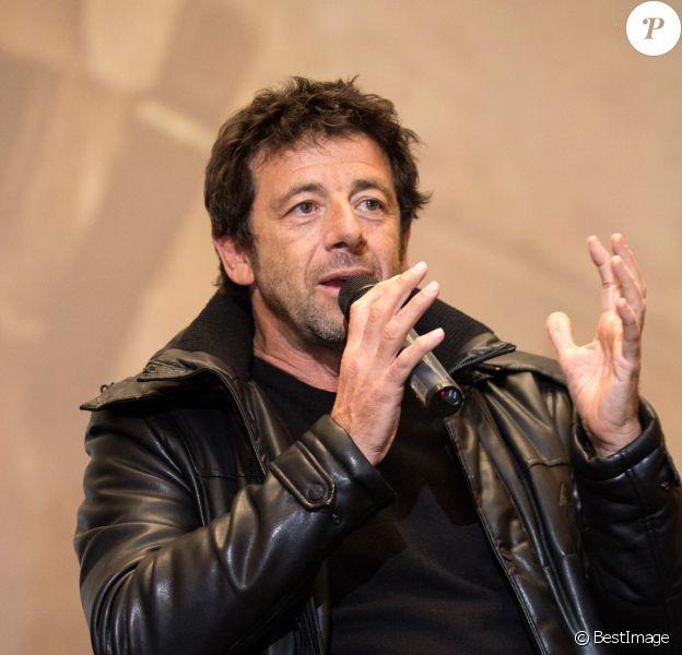 """Exclusif - Patrick Bruel à l'avant-première du film """"Un Sac de Billes"""" à l'UGC De Brouckère à Bruxelles en Belgique le 17 janvier 2017"""