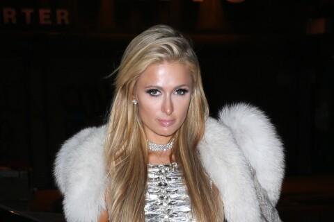 Paris Hilton modeuse très sexy pour une St-Valentin définitivement girly