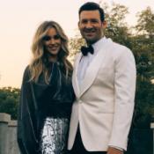 Tony Romo : Sa belle Candice, soeur de Chace Crawford, est enceinte