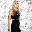"""Tiffany Trump à la Soirée de lancement de la marque """"Refinery29 Country Club"""" à New York le 4 septembre 2014."""