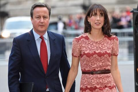 David Cameron : Samantha, bouleversante, parle de la mort de leur fils handicapé