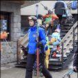 Iñaki Urdangarin aux sports d'hiver en famille, mais sans sa femme