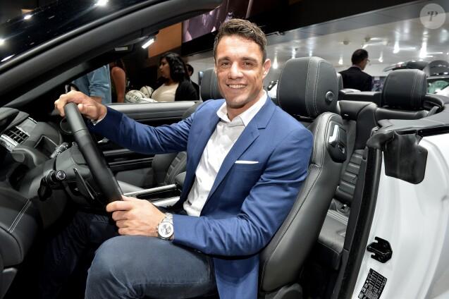 Dan Carter - Soirée Jaguar et Land Rover à l'occasion de l'ouverture du 119ème édition du Mondial de l'Automobile 2016 au Paris Expo Porte de Versailles à Paris, France, le 29 septembre 2016. © Veeren/Bestimage