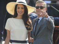 George Clooney révèle avoir été trahi par un ami pour la grossesse d'Amal