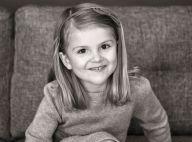 La princesse Estelle de Suède a 5 ans : Des photos pleines de malice révélées