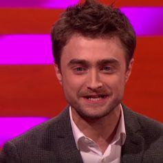 Daniel Radcliffe au Graham Norton Show.