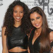 Malika Ménard et Flora Coquerel : Fatales en cuir, les Miss sont inséparables