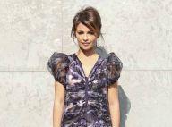 Fashion Week : Monica Cruz, matinale et radieuse pour Armani